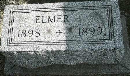 DAY, ELMER THOMAS - Delaware County, Ohio | ELMER THOMAS DAY - Ohio Gravestone Photos