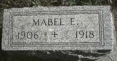 DAY, MABEL E. - Delaware County, Ohio   MABEL E. DAY - Ohio Gravestone Photos
