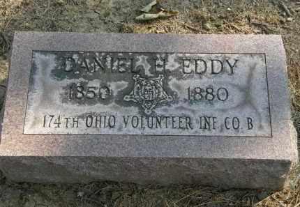 EDDY, DANIEL H. - Delaware County, Ohio | DANIEL H. EDDY - Ohio Gravestone Photos