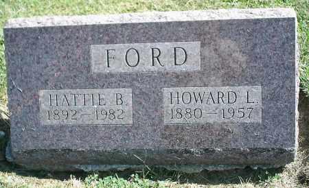 DEWITT FORD, HATTIE B. - Delaware County, Ohio   HATTIE B. DEWITT FORD - Ohio Gravestone Photos