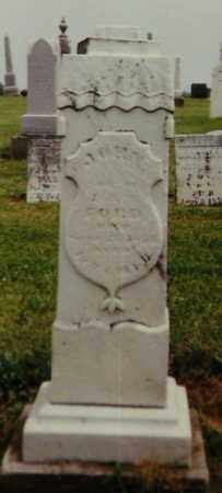 FORD, JOHN - Delaware County, Ohio   JOHN FORD - Ohio Gravestone Photos