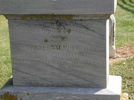 GRAHAM, WM. A. - Delaware County, Ohio | WM. A. GRAHAM - Ohio Gravestone Photos