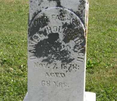 HOLLENBACH, DANIEL - Delaware County, Ohio | DANIEL HOLLENBACH - Ohio Gravestone Photos