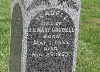 HUBBELL, MARY - Delaware County, Ohio | MARY HUBBELL - Ohio Gravestone Photos