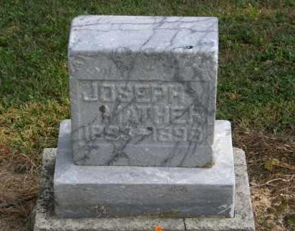 MATHER, JOSEPH - Delaware County, Ohio   JOSEPH MATHER - Ohio Gravestone Photos