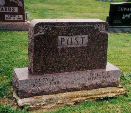BAKER POST, DAISY CORA - Delaware County, Ohio | DAISY CORA BAKER POST - Ohio Gravestone Photos