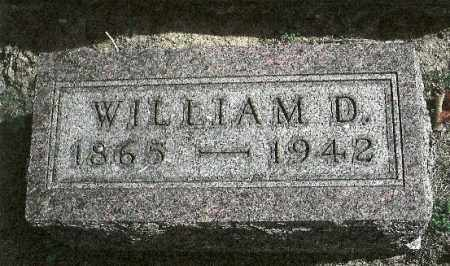 SINKEY, WILLIAM DELANO - Delaware County, Ohio | WILLIAM DELANO SINKEY - Ohio Gravestone Photos