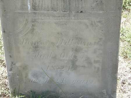WILLIAMS, JAMES - Delaware County, Ohio | JAMES WILLIAMS - Ohio Gravestone Photos