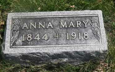 WILLIAMSON, ANNA MARY - Delaware County, Ohio | ANNA MARY WILLIAMSON - Ohio Gravestone Photos