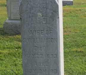 WILLIAMSON, ROSE V. - Delaware County, Ohio | ROSE V. WILLIAMSON - Ohio Gravestone Photos