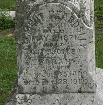 BEARDSLEY, CLEMENT - Erie County, Ohio   CLEMENT BEARDSLEY - Ohio Gravestone Photos