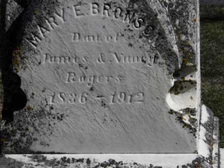 ROGERS, JAMES - Erie County, Ohio | JAMES ROGERS - Ohio Gravestone Photos