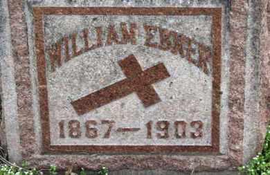 EBNER, WILLIAM - Erie County, Ohio   WILLIAM EBNER - Ohio Gravestone Photos
