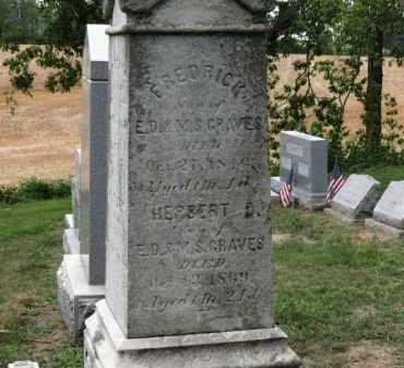 GRAVES, HERBERT D. - Erie County, Ohio | HERBERT D. GRAVES - Ohio Gravestone Photos