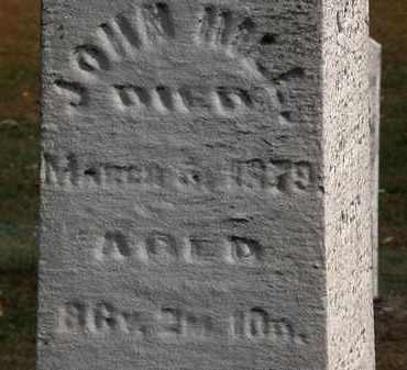 HILL, JOHN - Erie County, Ohio | JOHN HILL - Ohio Gravestone Photos
