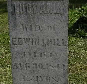 HILL, EDWIN I. - Erie County, Ohio | EDWIN I. HILL - Ohio Gravestone Photos