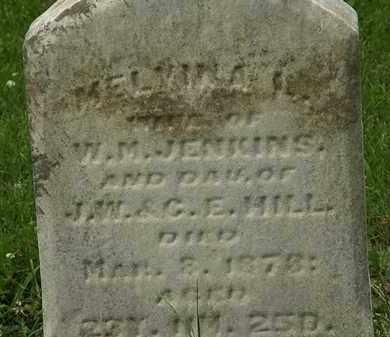 HILL, C.E. - Erie County, Ohio | C.E. HILL - Ohio Gravestone Photos