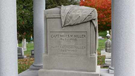 MILLER, MARY - Erie County, Ohio | MARY MILLER - Ohio Gravestone Photos