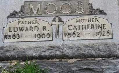 MOOS, CATHERINE - Erie County, Ohio   CATHERINE MOOS - Ohio Gravestone Photos