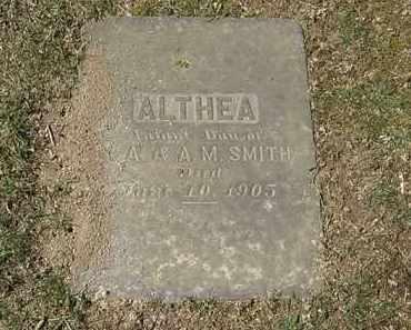 SMITH, A. - Erie County, Ohio | A. SMITH - Ohio Gravestone Photos