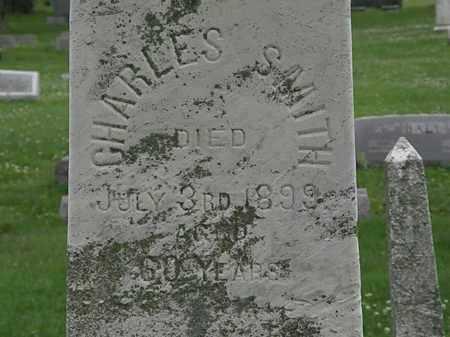 SMITH, CHARLES - Erie County, Ohio   CHARLES SMITH - Ohio Gravestone Photos