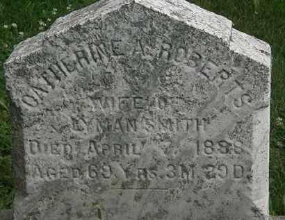 SMITH, CATHERINE A. - Erie County, Ohio | CATHERINE A. SMITH - Ohio Gravestone Photos