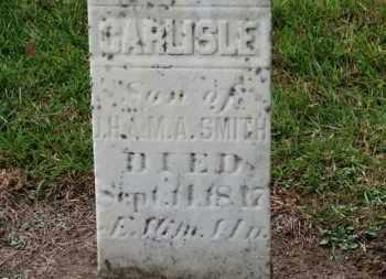 SMITH, J.H. - Erie County, Ohio | J.H. SMITH - Ohio Gravestone Photos