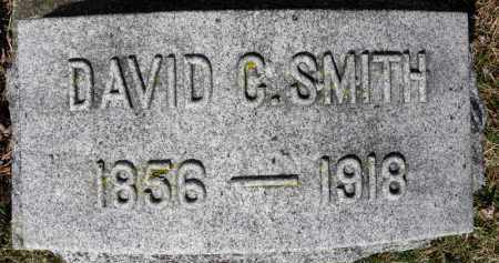 SMITH, DAVID C. - Erie County, Ohio   DAVID C. SMITH - Ohio Gravestone Photos