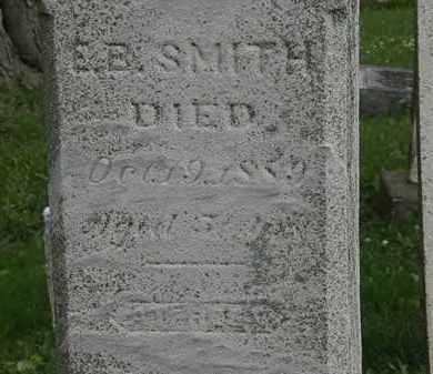 SMITH, E.B. - Erie County, Ohio | E.B. SMITH - Ohio Gravestone Photos