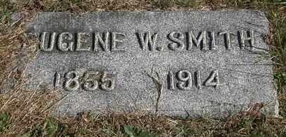 SMITH, EUGENE W. - Erie County, Ohio   EUGENE W. SMITH - Ohio Gravestone Photos