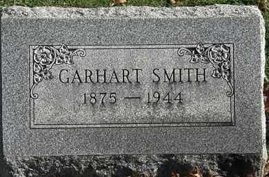 SMITH, GARHART - Erie County, Ohio   GARHART SMITH - Ohio Gravestone Photos