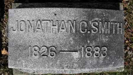 SMITH, JONATHAN C. - Erie County, Ohio   JONATHAN C. SMITH - Ohio Gravestone Photos