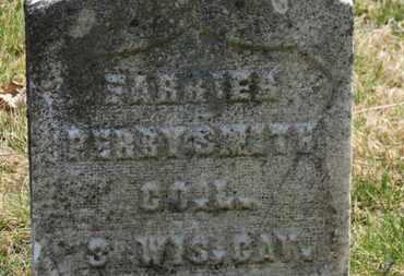 SMITH, J. PERRY - Erie County, Ohio | J. PERRY SMITH - Ohio Gravestone Photos