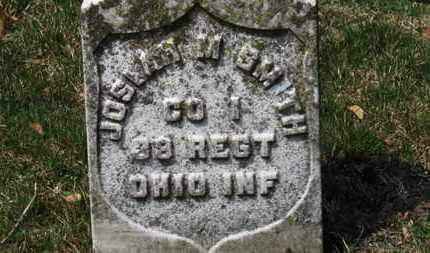 SMITH, JOSIAH M. - Erie County, Ohio | JOSIAH M. SMITH - Ohio Gravestone Photos