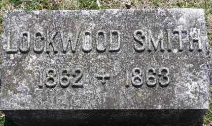 SMITH, LOCKWOOD - Erie County, Ohio | LOCKWOOD SMITH - Ohio Gravestone Photos