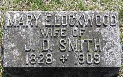 SMITH, MARY E. - Erie County, Ohio | MARY E. SMITH - Ohio Gravestone Photos