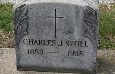 STOLL, CHARLES J. - Erie County, Ohio | CHARLES J. STOLL - Ohio Gravestone Photos