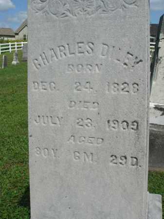 DILEY, CHARLES - Fairfield County, Ohio   CHARLES DILEY - Ohio Gravestone Photos