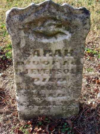 EVERSOLE, SARAH - Fairfield County, Ohio   SARAH EVERSOLE - Ohio Gravestone Photos