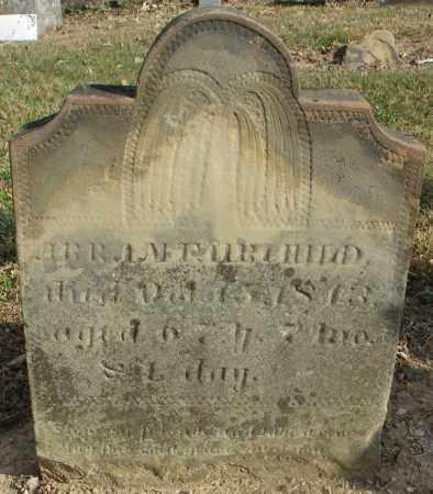 FAIRCHILD, ABRAM - Fairfield County, Ohio   ABRAM FAIRCHILD - Ohio Gravestone Photos
