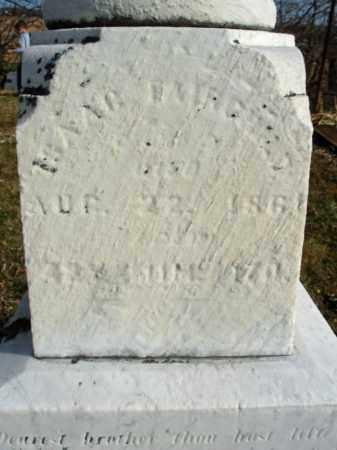 FAIRCHILD, ISAAC - Fairfield County, Ohio | ISAAC FAIRCHILD - Ohio Gravestone Photos