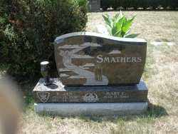 SMATHERS, EDWIN 'JAN' - Fairfield County, Ohio | EDWIN 'JAN' SMATHERS - Ohio Gravestone Photos