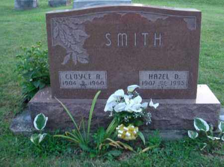 SMITH, HAZEL D. - Fairfield County, Ohio | HAZEL D. SMITH - Ohio Gravestone Photos
