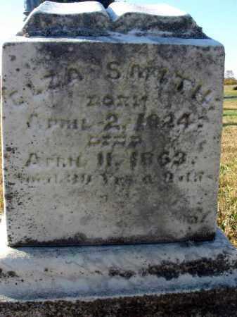 SMITH, ELZA - Fairfield County, Ohio | ELZA SMITH - Ohio Gravestone Photos