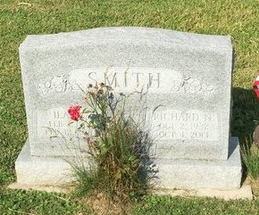 SMITH, RICHARD N. - Fairfield County, Ohio | RICHARD N. SMITH - Ohio Gravestone Photos
