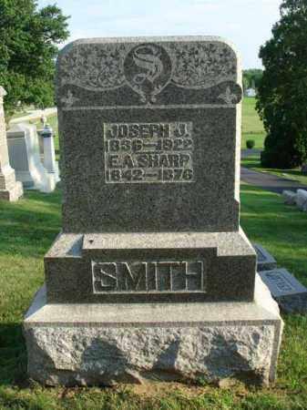 SMITH, JOSEPH J. - Fairfield County, Ohio | JOSEPH J. SMITH - Ohio Gravestone Photos