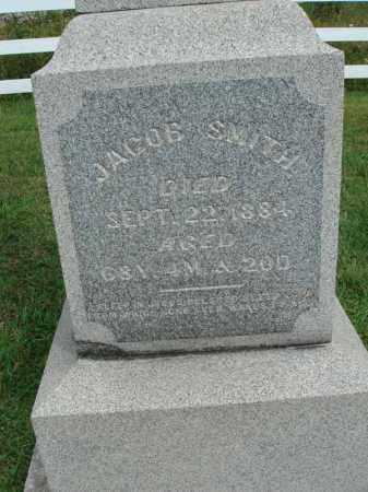 SMITH, JACOB - Fairfield County, Ohio   JACOB SMITH - Ohio Gravestone Photos