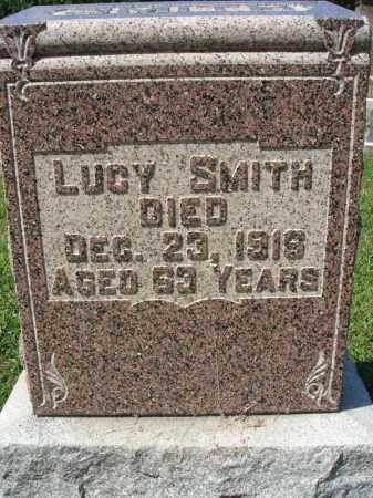 SMITH, LUCY - Fairfield County, Ohio   LUCY SMITH - Ohio Gravestone Photos