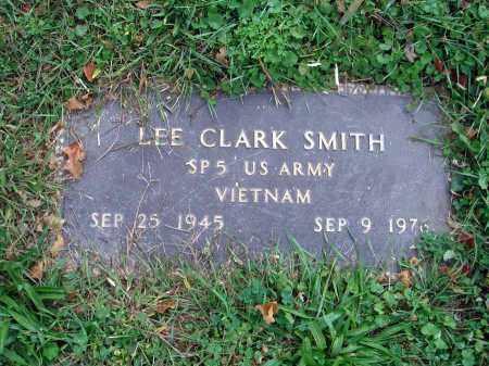 SMITH, LEE CLARK - Fairfield County, Ohio | LEE CLARK SMITH - Ohio Gravestone Photos