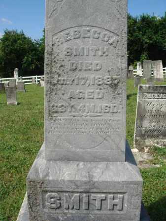 SMITH, REBECCA - Fairfield County, Ohio   REBECCA SMITH - Ohio Gravestone Photos